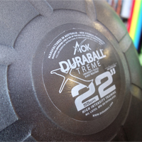 Extreme 55cm/22in DuraBall - Silver