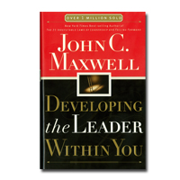 Maxwell - Developing the Leader Within You - Book