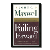 Maxwell - Failing Forward - Book