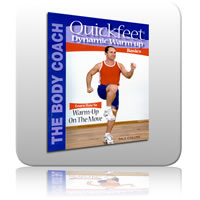 Quickfeet Dynamic Warm-up - Book