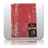 AOK Resistance Band Red (Medium) 1.2m